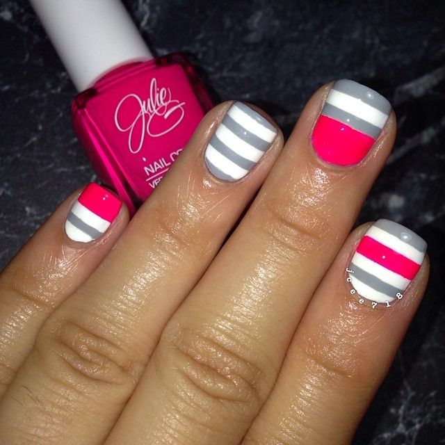 jcee718 via instagram #nailart