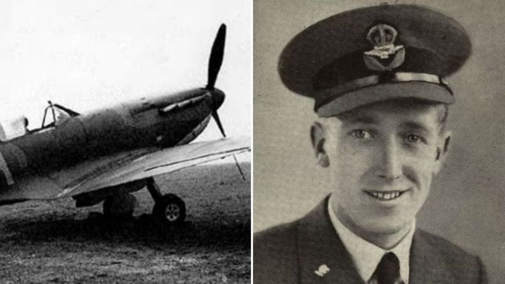 WW2 Spitfire to be unearthed from Cambridgeshire fen - BBC News