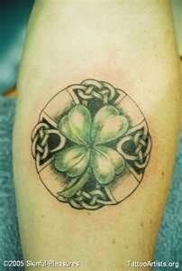 clover tattoo artists org free download 329 celtic more jen tattoos ...