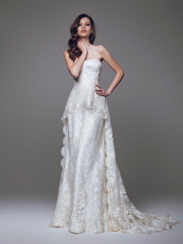 Very Pretty Lace Blumarine Wedding Dresses 2015 ~ Be Modish