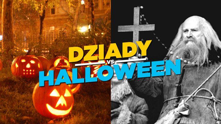 Co jest lepiej obchodzić? Skomercjalizowane Halloween czy może swojskie Dziady? http://www.shakeit.pl/halloween-vs-dziady/