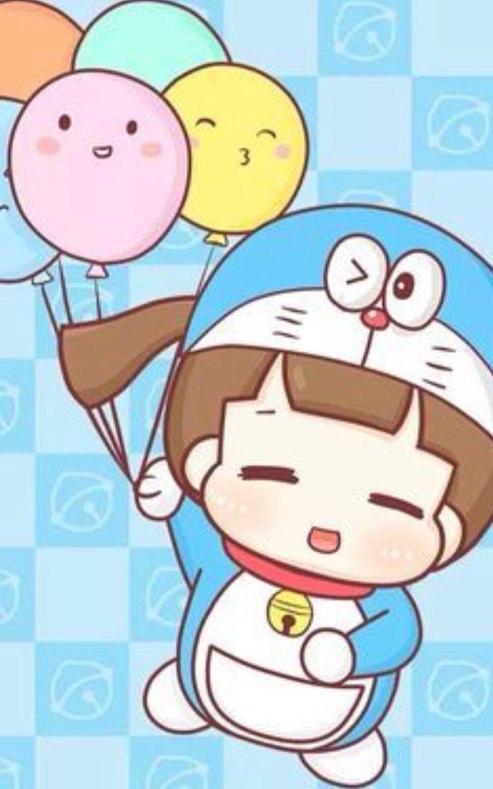 Cute Kawaii Wallpaper Doraemon Cute Doraemon