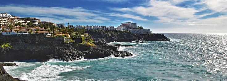 #Tenerife Los Gigantes coast
