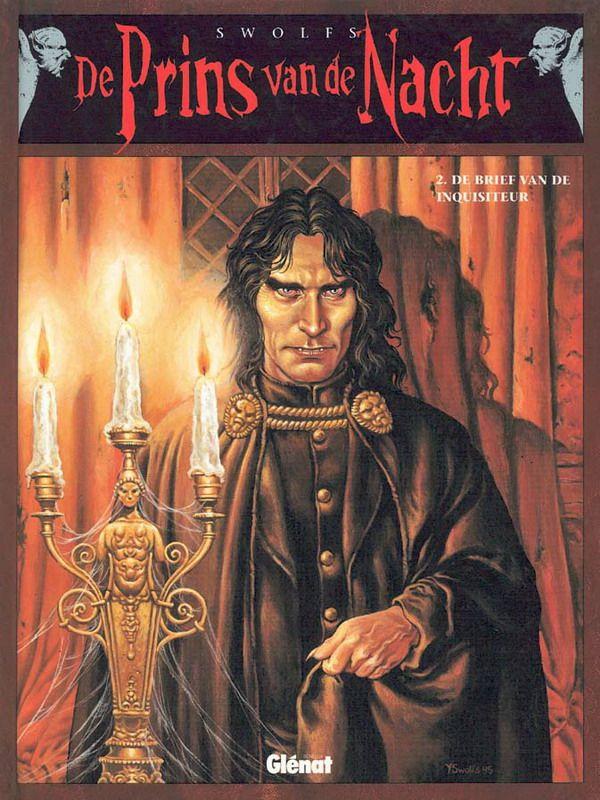 De Prins van de Nacht - 2. De rief van de inquisiteur
