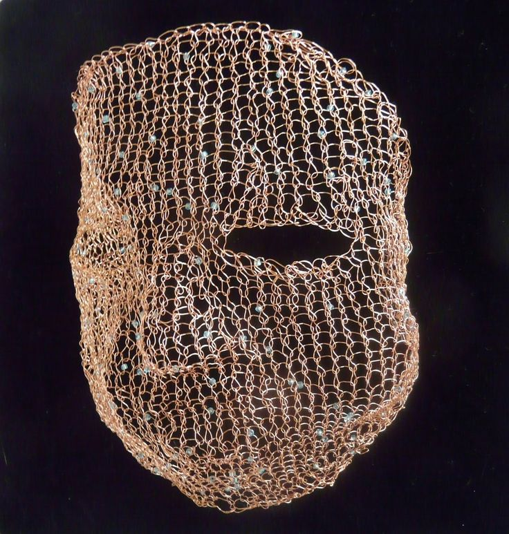 wire mask - Google Search