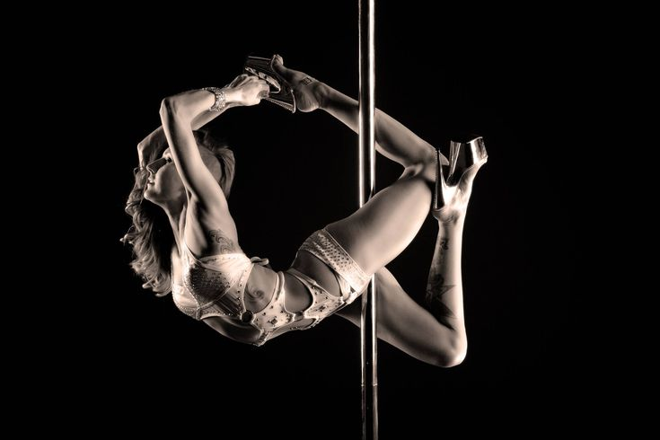 We teamed up with the best of the best when it comes to pole dance tricks and put together this bad-ass list of the most difficult pole fitness moves.
