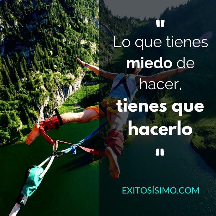 fabricio (@FabricioMena) | Twitter | Visita mi blog: exitosisimo.com | #éxito #miedo #motivación #decisiones #lánzate