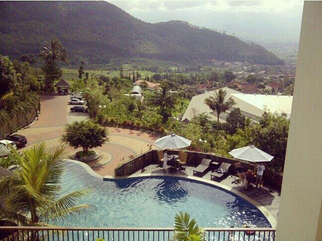 Jambuluwuk Resort Batu di Batu, Jawa Timur