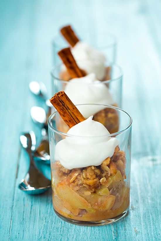 APPLE CRISP | HOLIDAY PARTY DESSERT | SWEETS | Pinterest | Apple crisp ...