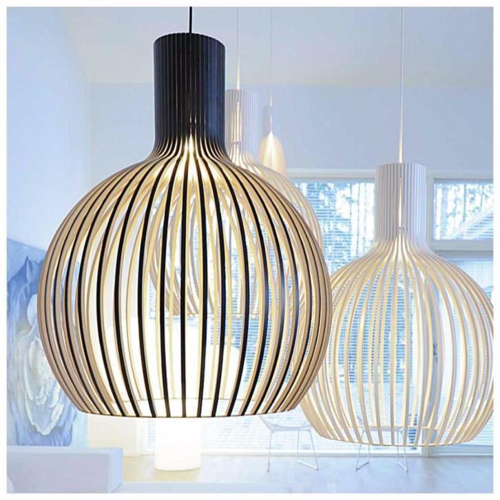 Secto Design Victo en Octo hanglampen vanaf €199,95!