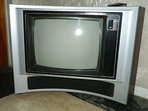 Zenith Space Command System 3 Color Sentry Television - FOR SALE