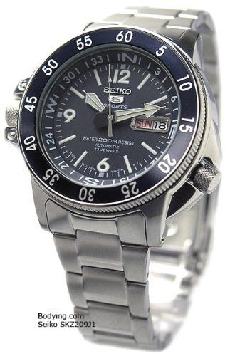 Men's Seiko 5 Sports Automatic Atlas Diver Blue Dial Seiko http://www.amazon.com/dp/B000GANSHG/ref=cm_sw_r_pi_dp_YjwIvb00X8126