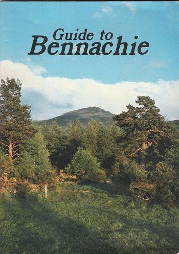 Guide to Bennachie., Mackay, James R.