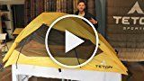 Amazon.com : TETON Sports Outfitter XXL Quick Tent; 1 Man Pop Up Tent; Less than 1 Min Set Up; Free Rainfly Included : Family Tents : Sports & Outdoors