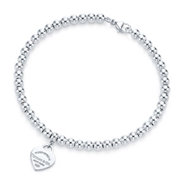On my wishlist: Tiffany and Co  necklace to match my bracelet