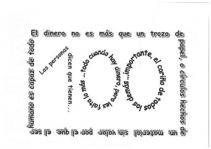 caligramas faciles - Buscar con Google