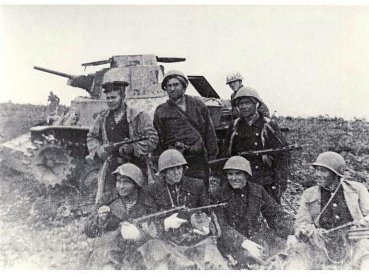 Курилы,1945