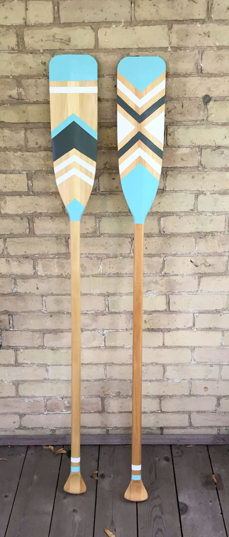 Newest Painted Paddles!