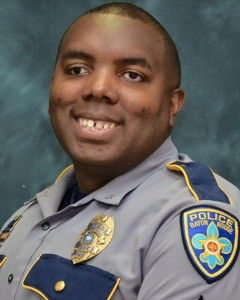 Always remember: Corporal Montrell Lyle Jackson, Baton Rouge Police Department, Louisiana