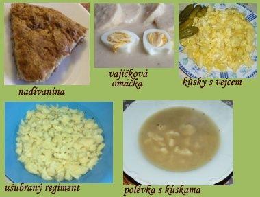 Vaječné pokrmy od prababičky