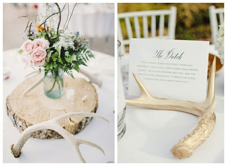 deer antler wedding ideas | Wedding_Trends_2013_Antlers_Deer_Theme_Wedding_Ideas_Before_the_Big ...
