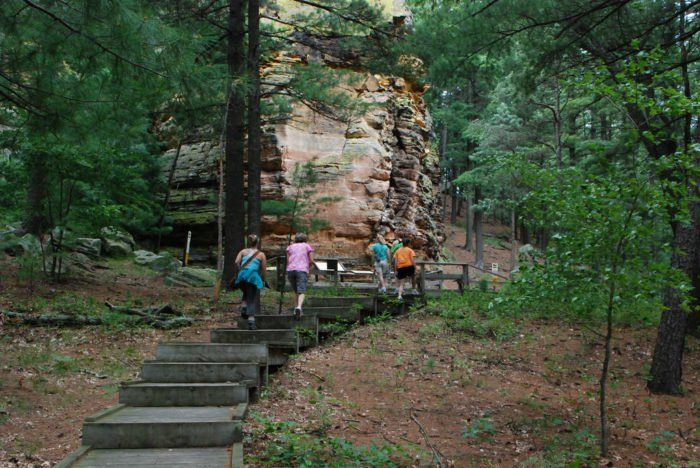 Some Of The Oldest Rock Art In America Is Right Here In Wisconsin And It S Truly Awe Inspiring State Parks Wisconsin State Parks Wisconsin
