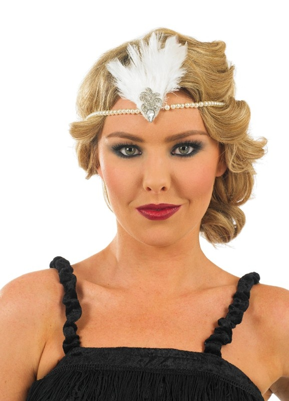 Flapper Hairstyles Extraordinary 12 Best Flapper Hairstyles Images On Pinterest  Flapper Hairstyles