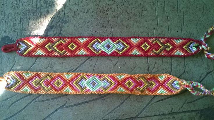 Friendship bracelet Orient