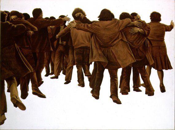 Genovés, Juan: El abrazo