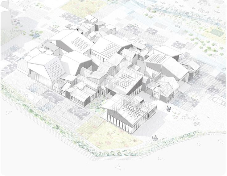 """graphicarchitectureporn: """"The Big Kitchen / final thesis [ 2012 May ] """""""