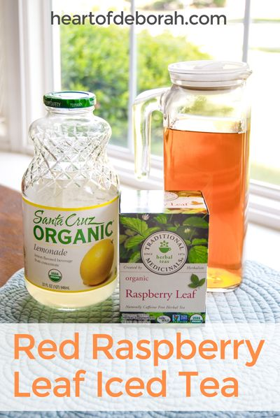 Drinking Raspberry Leaf Tea During Labor