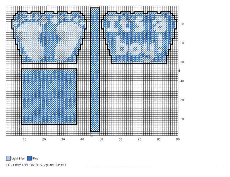 Mejores 46 im genes de plastic canvas baby en pinterest - Lonas de plastico ...