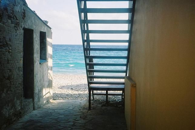 Stairs to heaven @ Kokkari, Samos (Gr)
