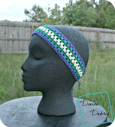 109 besten crochet headband Bilder auf Pinterest | Häkeln, Einfach ...