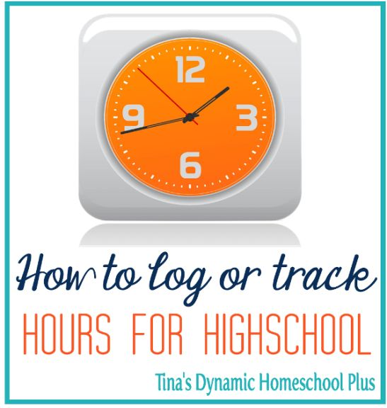 Homeschool High School–How to Log Hours for High School? It's easier than you think but you will want to know some fine details first.  #homeschoolhighschool #ihsnet