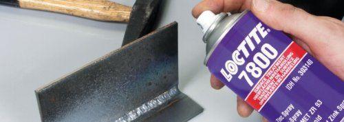 LOCTITE 7800 Zingage à Froid Galvanisation Gamme PRO: Avantages: Excellente protection cathodique contre la corrosion sur les métaux…