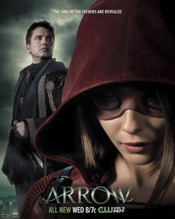 Arrow (@CW_Arrow) | Twitter
