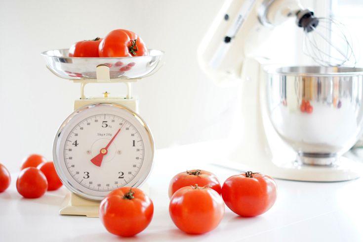 God hjemmelaget tomatsuppe