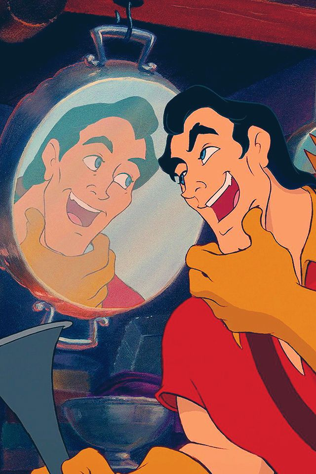 30 Day Disney Challenge- Day 1: Favorite Villain. Gaston!!! Because he's awesome.