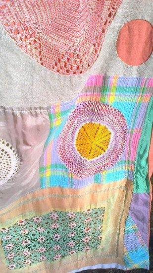 Curtain on the window/ hippie / gypsy by recyclingroom on Etsy, $150.00