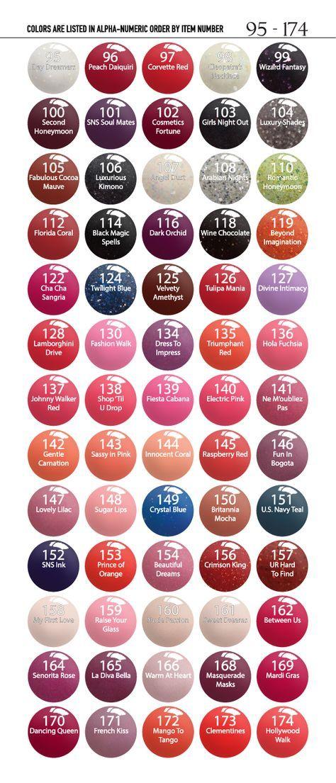 Signature Nail System SNS 1 Oz Dipping Powder Pre-Bond Color 1-350 Free Shipping 2