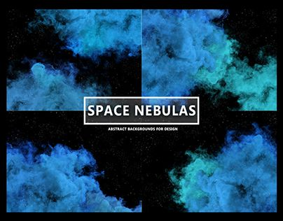"""Check out new work on my @Behance portfolio: """"Illustrations of nebulas in Universe"""" http://on.be.net/1cWuqOi"""