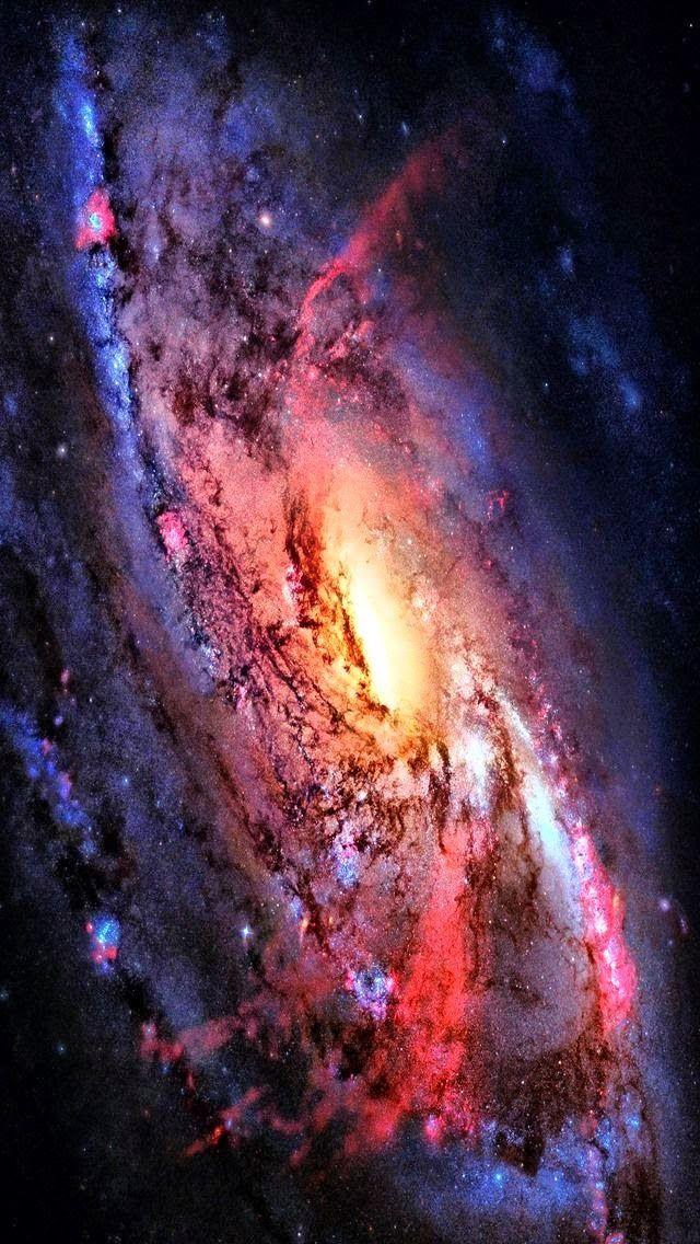 La gélida Nebulosa Carina.