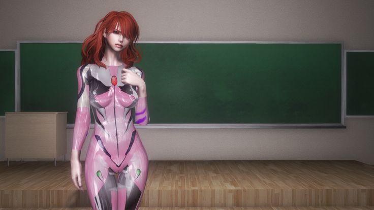 Neon.Genesis.Evangelion - Skyrim Armor (Update) by Alexsandroo2014.deviantart.com on @DeviantArt