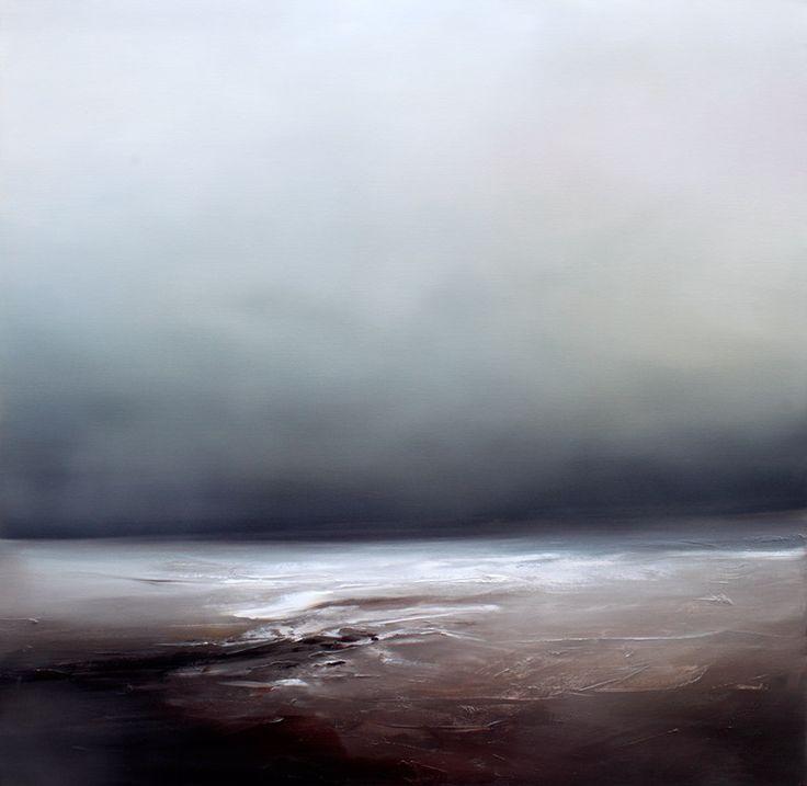 "Saatchi Online Artist: Paul Bennett; Oil, 2010, Painting ""Restless 2"""