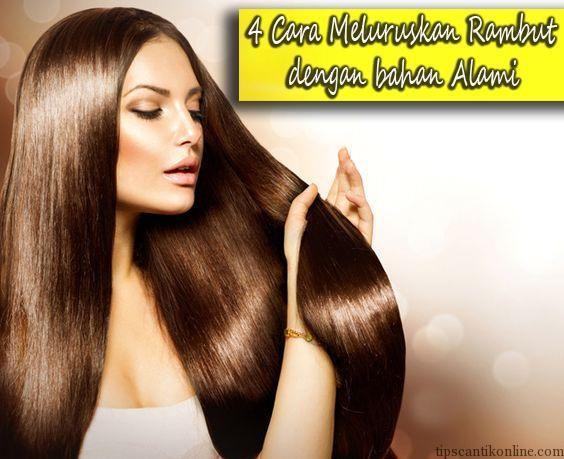 Cara Meluruskan Rambut, perawatan rambut, meluruskan rambut, rambut indah