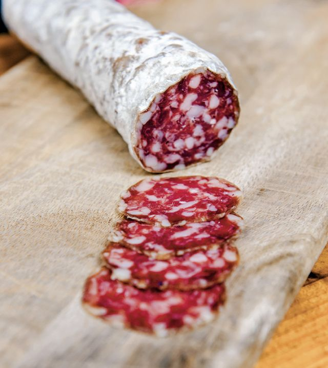 "How to make saucisson sec, a classic French dry-cured sausage, from ""The New Charcuterie Cookbook"" by Jamie Bissonnette."