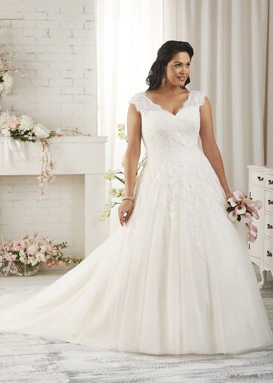 Plus Size Wedding Dresses Auckland : Bridal wedding dresses curvy and plus size