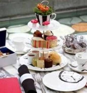 Mad Hatter's Afternoon Tea at Sanderson | 50 Berners Street W1T 3NG | Restaurants and cafés | Time Out London