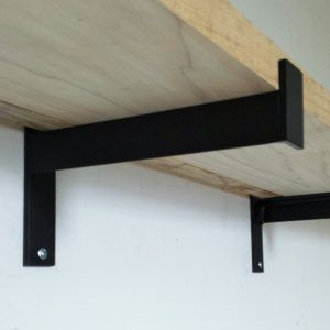 Best 25 Folding Shelf Bracket Ideas On Pinterest